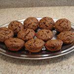 Muffins vegetarianos