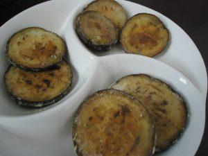 Legumes à milanesa sem fritura