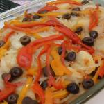 Bacalhau com peixe vegano