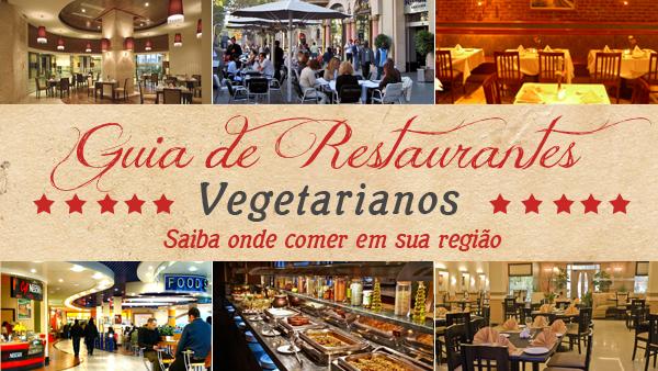 Lançamento: Guia de Restaurantes vegetarianos e veganos