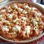 6 opções imperdíveis de pizzas vegetarianas