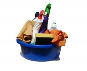Alguns produtos de limpeza podem fazer mal à saúde