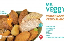 Mr. Veggy: Congelados Vegetarianos