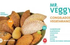 Mr. Veggy: Congelados Vegetarianos