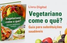 Livro Digital: Vegetariano como o quê?