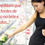 Encontre cálcio no alimentos vegetais