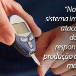 Diabetes requer conhecimento e atitude