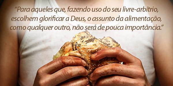 A importância da alimentação na vida do cristão