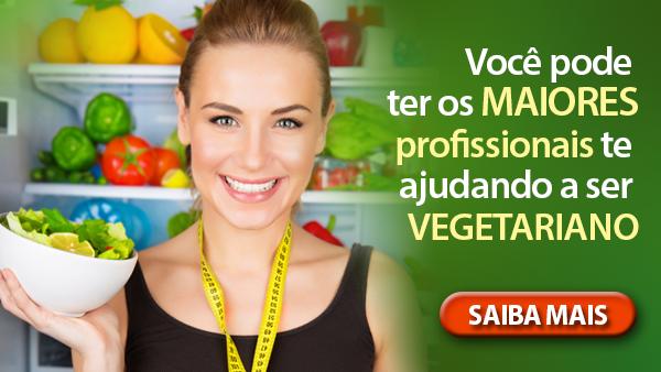Está com dúvida ou dificuldade pra ser vegetariano?