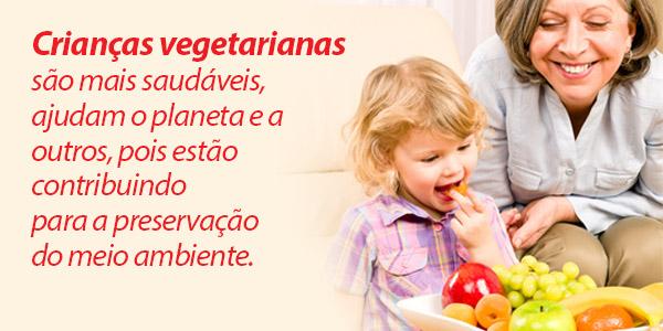 10 benefícios da alimentação vegetariana infantil