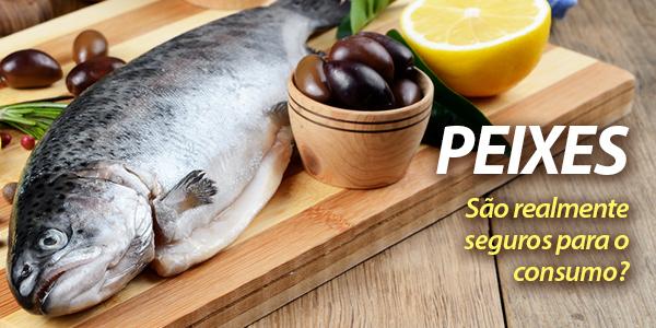 Peixes: entenda por que eles estão contaminados e podem trazer muitas doenças